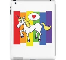 unicorny iPad Case/Skin