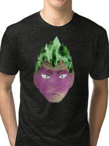 Turnip-kun Tri-blend T-Shirt