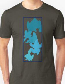 Mudkip Evolutionary Chain T-Shirt