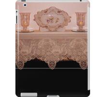 Beauty On The Mantle iPad Case/Skin