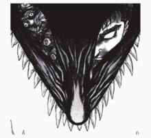 Berserker wolf by Bicoul