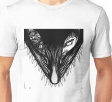 Berserker wolf Unisex T-Shirt