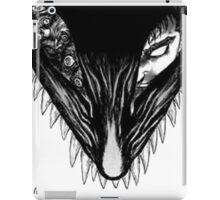 Berserker wolf iPad Case/Skin