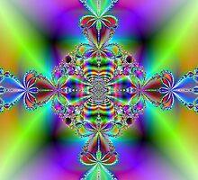 Chasing Colors by BingoStar