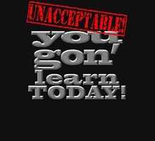 LEARN TODAY grey Unisex T-Shirt