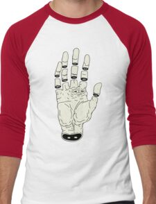 THE HAND OF ANOTHER DESTYNY Men's Baseball ¾ T-Shirt