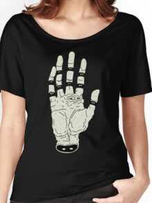 THE HAND OF ANOTHER DESTYNY Women's Relaxed Fit T-Shirt