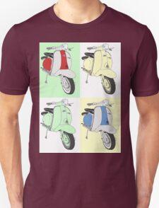 Retro Lambretta series 2 T-Shirt