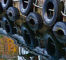 Wheels in Water - Wharf in Norway by VisualNorway