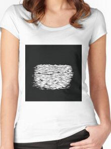 Summertime 06 Women's Fitted Scoop T-Shirt