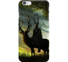 Stag Lord iPhone Case/Skin