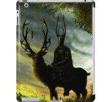 Stag Lord iPad Case/Skin