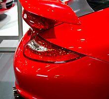 Porsche GT2 rear wing by jegi52001