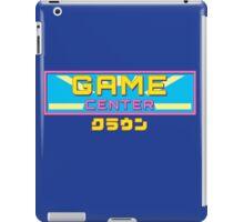 Game Center Crown iPad Case/Skin