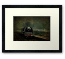The Torbay Express Framed Print