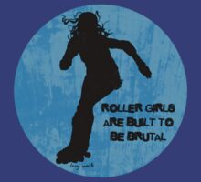 Roller Girls are Built to be Brutal by levywalk