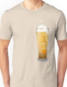 Drink Beer Unisex T-Shirt