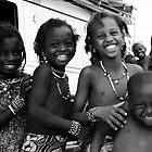 Smiles & Laughter - Mali by Nick Bradshaw