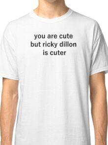 ricky cute Classic T-Shirt