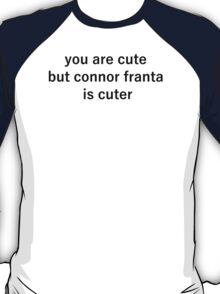 connor cute T-Shirt