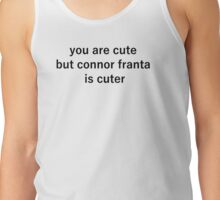 connor cute Tank Top