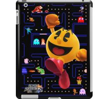 Pac-Man Hungers for Battle! iPad Case/Skin