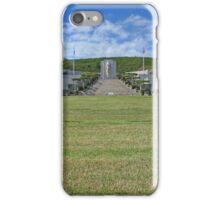 Honolulu Memorial iPhone Case/Skin