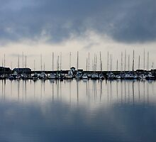 Mirror on the Water by Marydd