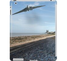Vulcan Over Reculver iPad Case/Skin