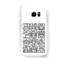 Transformers Rogue Gallery Samsung Galaxy Case/Skin