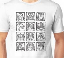 Transformers Rogue Gallery Unisex T-Shirt