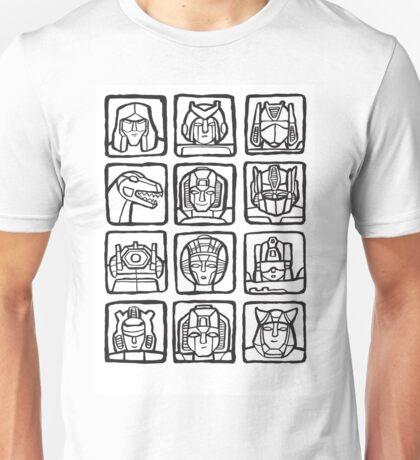 Transformers Rogue Gallery Unisex T-Shirt