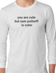 sam cute Long Sleeve T-Shirt