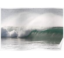 North Atlantic wave - Lofoten Poster