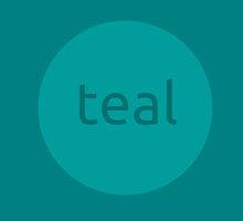 TEAL by IdeasForArtists