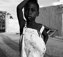 Little Workman - Burkina Faso by Nick Bradshaw