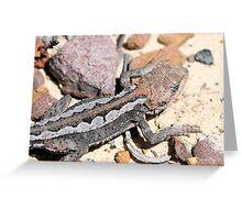 Mountain Dragon Greeting Card