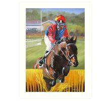 Dominant Winner Warrnambool 2007 Art Print