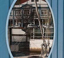 Porthole View by fotoWerner