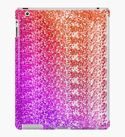Trendy Bright Ombre Textured  iPad Case/Skin
