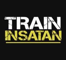 Funny Train Insatan Kids Clothes