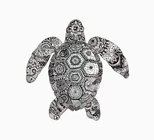 Zentangle Turtle Unisex T-Shirt