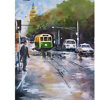 Melbourne Tram Photographic Print