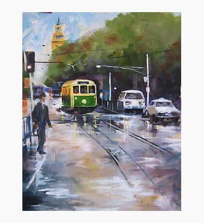Melbourne Tram Photographic Print