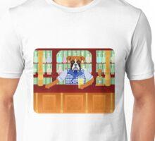 Boxer Dog Beer Pub Unisex T-Shirt