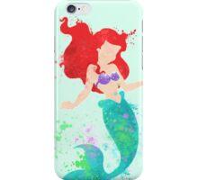 Disney // Ariel Watercolor iPhone Case/Skin