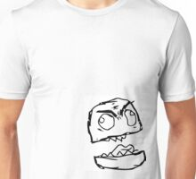 """angry canadian"" - rage faces Unisex T-Shirt"
