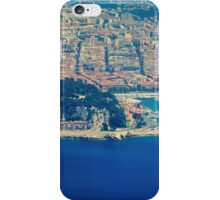 The Port of Nice, FRANCE iPhone Case/Skin
