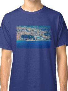 The Port of Nice, FRANCE Classic T-Shirt