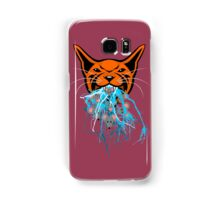 Cat Barf Mouse Heads Samsung Galaxy Case/Skin